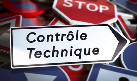 panneau controle technique