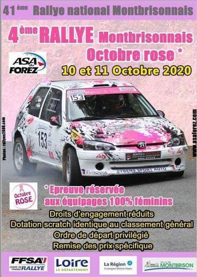 4ème Rallye National Montbrisonnais