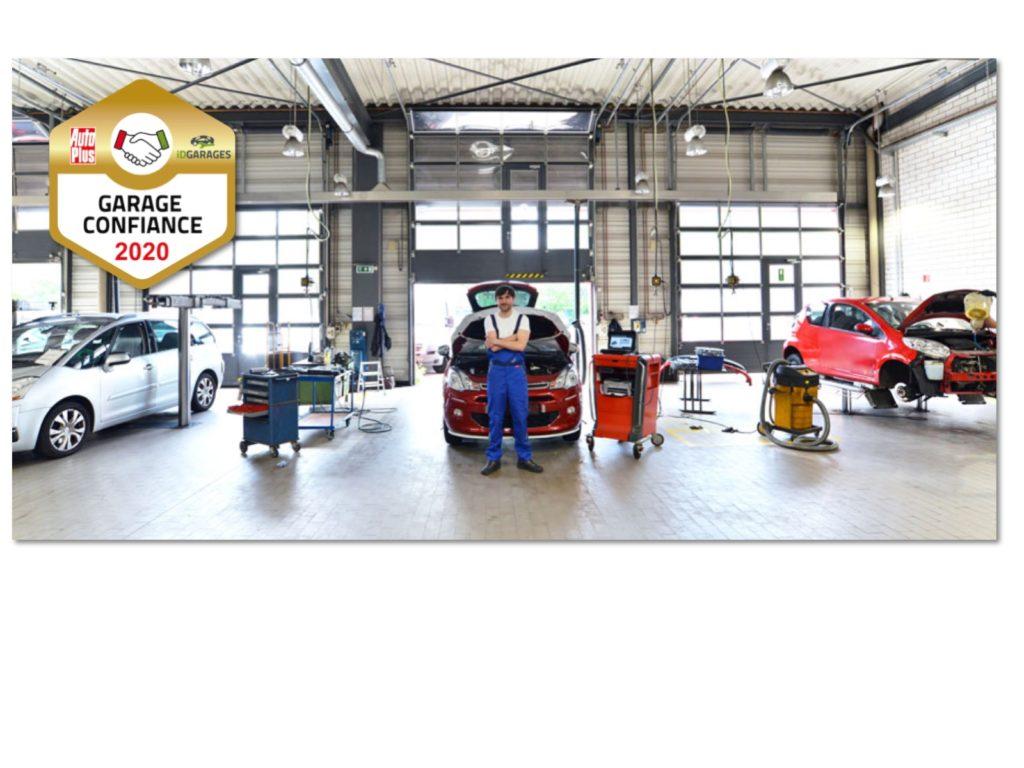 Un garage complètement repensé