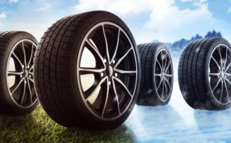 Winter summer car tires