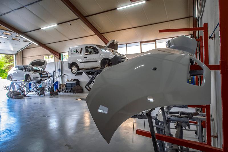 Réparateur Automobile
